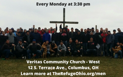 Seven Spots Available For Men To Join Our Ministry